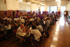 000006 O-Week trivia grand buffet hall
